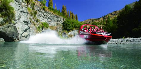 jet boat tour queenstown new zealand shotover jet boat ride 187 experience queenstown