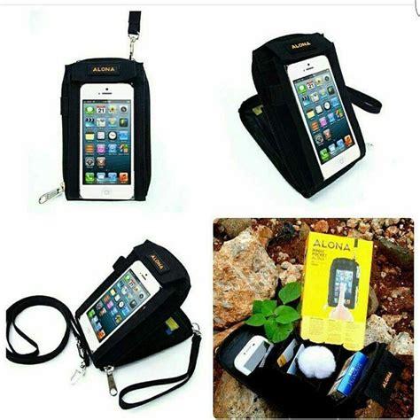 Hp Iphone Transparan magic pocket alona tas dompet hp multifungsi cocok buat kamu yang suka travelling