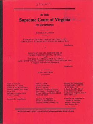 Pwc Court Records Virginia Supreme Court Records Volume 238 Virginia Supreme Court Records
