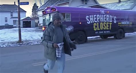 Clothing Pantry by Clothing Pantry On Wheels Delivers Winter Gear To Cold