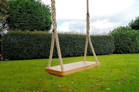 swing in large garden swings makemesomethingspecial