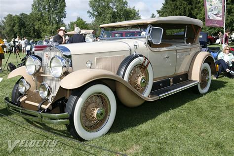 Picture of 1929 Cadillac Sport Phaeton by Fisher