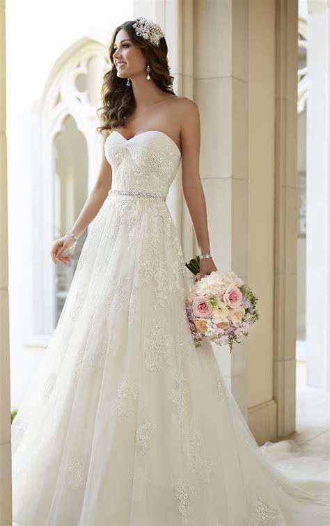 wedding dresses vintage inspired a line wedding dress