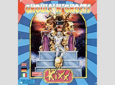 Ghouls 'N Ghosts for Amiga (1989) - MobyGames J2me Games