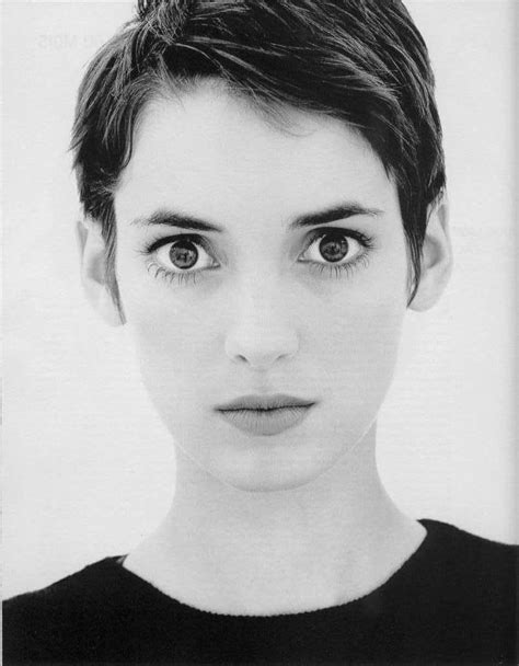 rider with a pixie haircut 1000 ideas about winona ryder hair on pinterest winona