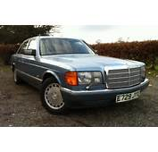 Mercedes Benz's W126 – An S Class Act Three Decades On