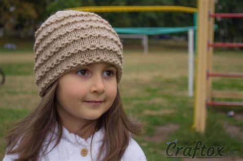 easy beanie knitting pattern easy beanie knitting pattern free