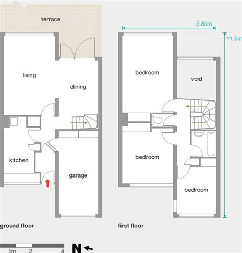 sle layout of a house top 28 3 bedroom 2 story house plans luxury sle floor