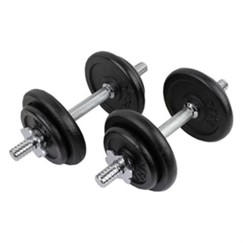 Dumbbell Tesco Buy Confidence Fitness Pro 20kg Dumbbells Weights Set From