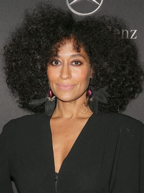 Diana Ross Hairstyles by Black Ish Tracee Ellis Ross To Spill Hair