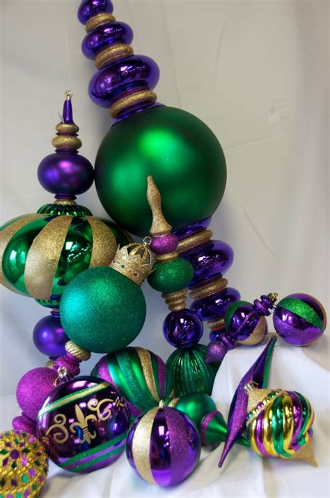 105 best images about holidays mardi gras ornaments