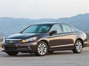 2012 honda accord ex l v 6 sedan sedan front three