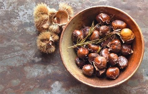 how to cook with chestnuts edible communities