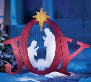Outdoor nativity set diy with free nativity scene patterns youtube