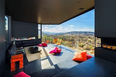 black desert house  yucca valley california