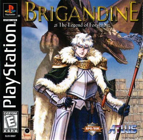 Emuparadise Brigandine | brigandine legend of forsena u iso