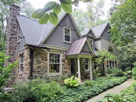 stone farmhouse plans photos hgtv