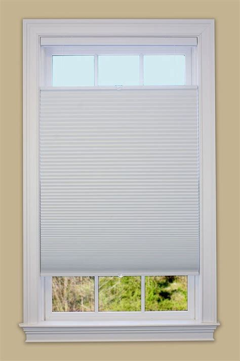 allen and roth l shades allen roth top down bottom up blackout shade show kate