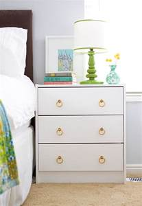 diy ikea rast dresser to bedside table armelle