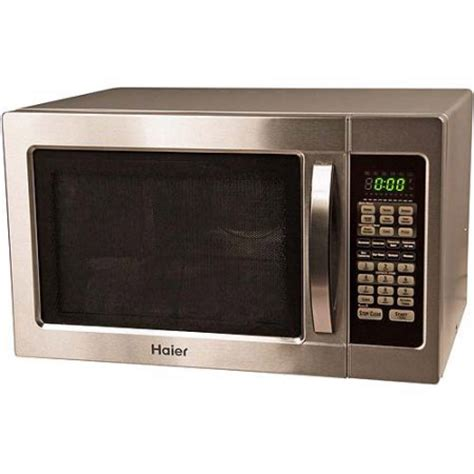 Convection Oven Microwave Countertop by Haier 1000 Watt Countertop Microwave Convection Oven
