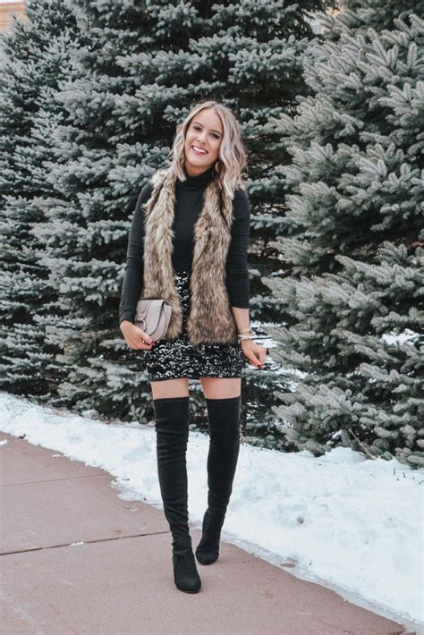 simple chic  years eve outfit lo meyer