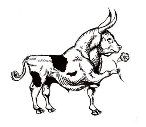ferdinand the bull tattoo science lessons from ferdinand the bull