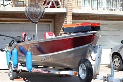 fishing boat for sale mississauga lund pro angler 16 1986 used boat for sale in mississauga