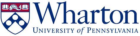 Wharton logo & logotype