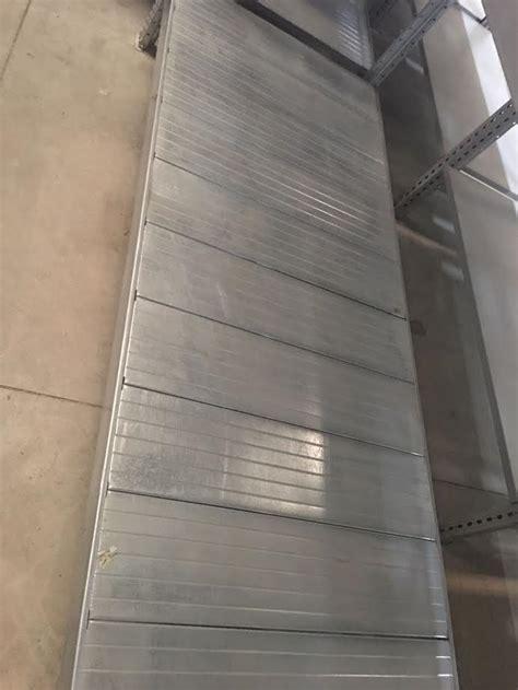 scaffali portapallet scaffalatura portapallets h 5400 scaffali usati