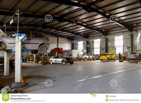 car service garage royalty free stock image image 24205926