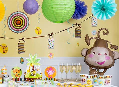 Baby Animal Baby Shower Decorations by Baby Shower Ideas Baby Shower Ideas City