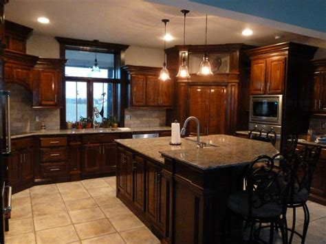 cherry cabinets custom built cherry cabinets granite countertops home pinterest cherry cabinets granite countertops countertops