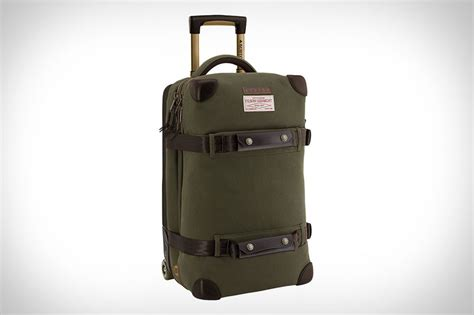 rugged carry on luggage rugged outdoorsman luggage flight deck travel bag