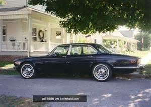 Jaguar Xj12 Series 2 1973 Jaguar Xj12 Series Ii 5 3l 4 Door Sedan Built