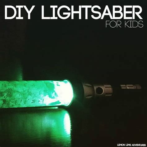 Backyard Room Diy Lightsaber That Really Works