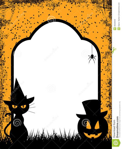 free printable halloween borders invitations halloween clipart borders png clipartxtras