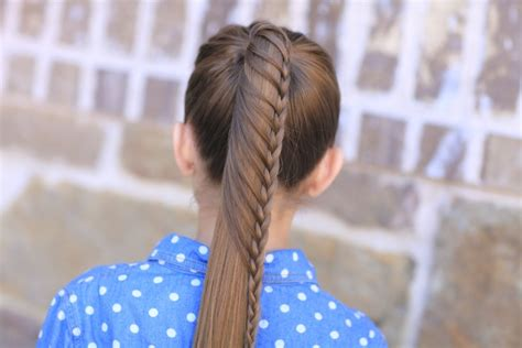 ponytail hairstyles for 8 year olds kinderfrisuren f 252 r m 228 dchen flechtfrisuren f 252 r den sommer