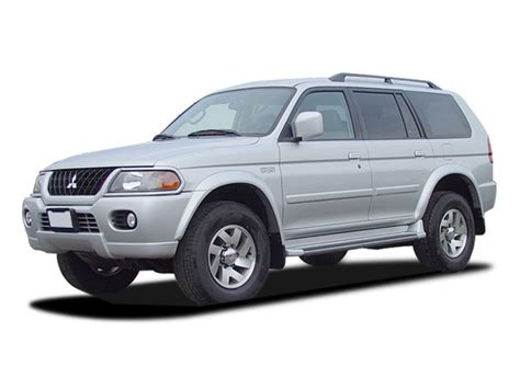 mitsubishi montero sport 2004 2004 mitsubishi montero sport reviews and rating motor trend