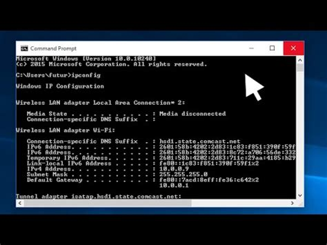 How To Find Of I Windows 10 How To Find Your Ip Address