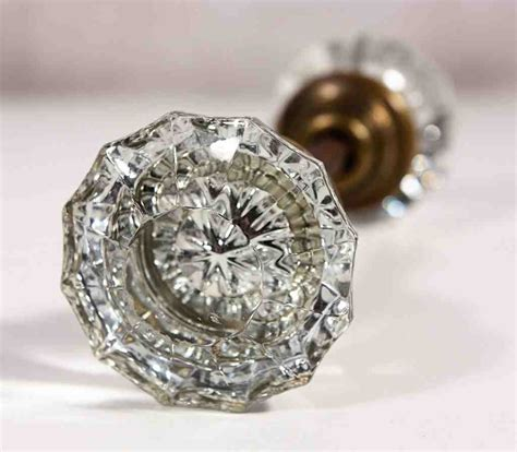 Glass Cabinet Door Knobs Home Furniture Design Door Knobs Glass