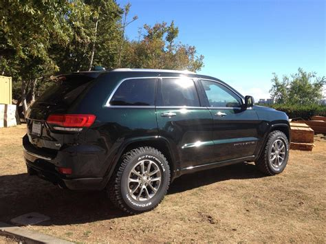 green jeep cherokee 2014 jeep diesel 2015 overland autos post
