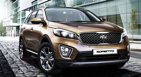 New Kia 7 Seater Kia Sorento 2 2 Lx 4x2 5 Seater Crdi Mt Model
