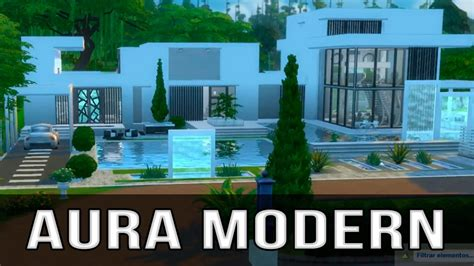 mod the sims glenridge hall the mansion from tv series the descarga mansion minimalista aura modern los sims 4 youtube