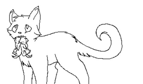 mother cat coloring page mother kits base by 123destinycalls on deviantart