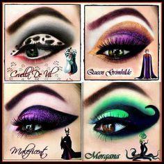 Line Karakter Lipstik 1000 images about disney inspired makeup on disney makeup disney villains and