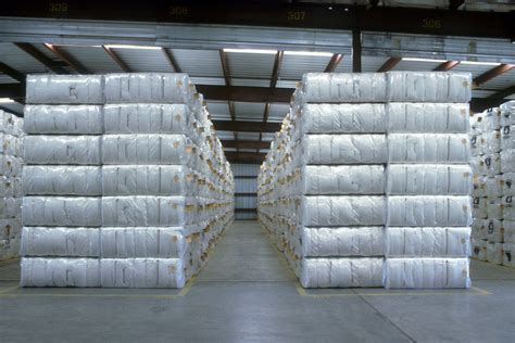 Cotton Storage a million bales of cotton impact from one small town jp