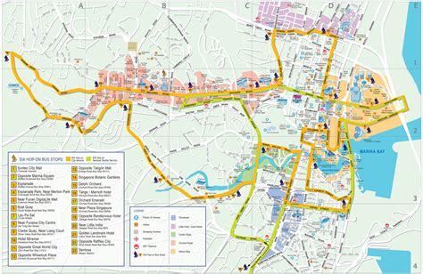 map of singapore robertson walk singapore jigsaws singapore and walks
