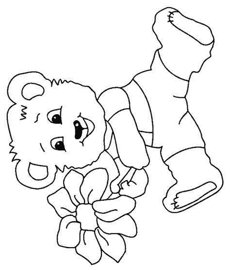 imagenes de oso de amor para dibujar coloriage ours ours 3 224 colorier allofamille