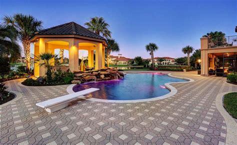 million mediterranean style waterfront mansion