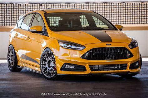 ford focus st diesel felgen ford focus st tuning sema ford performance ford focus